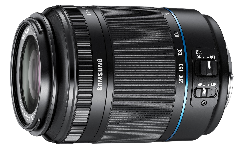 50-200 mm F4-5.6 ED OIS Telephoto Zoom Lens