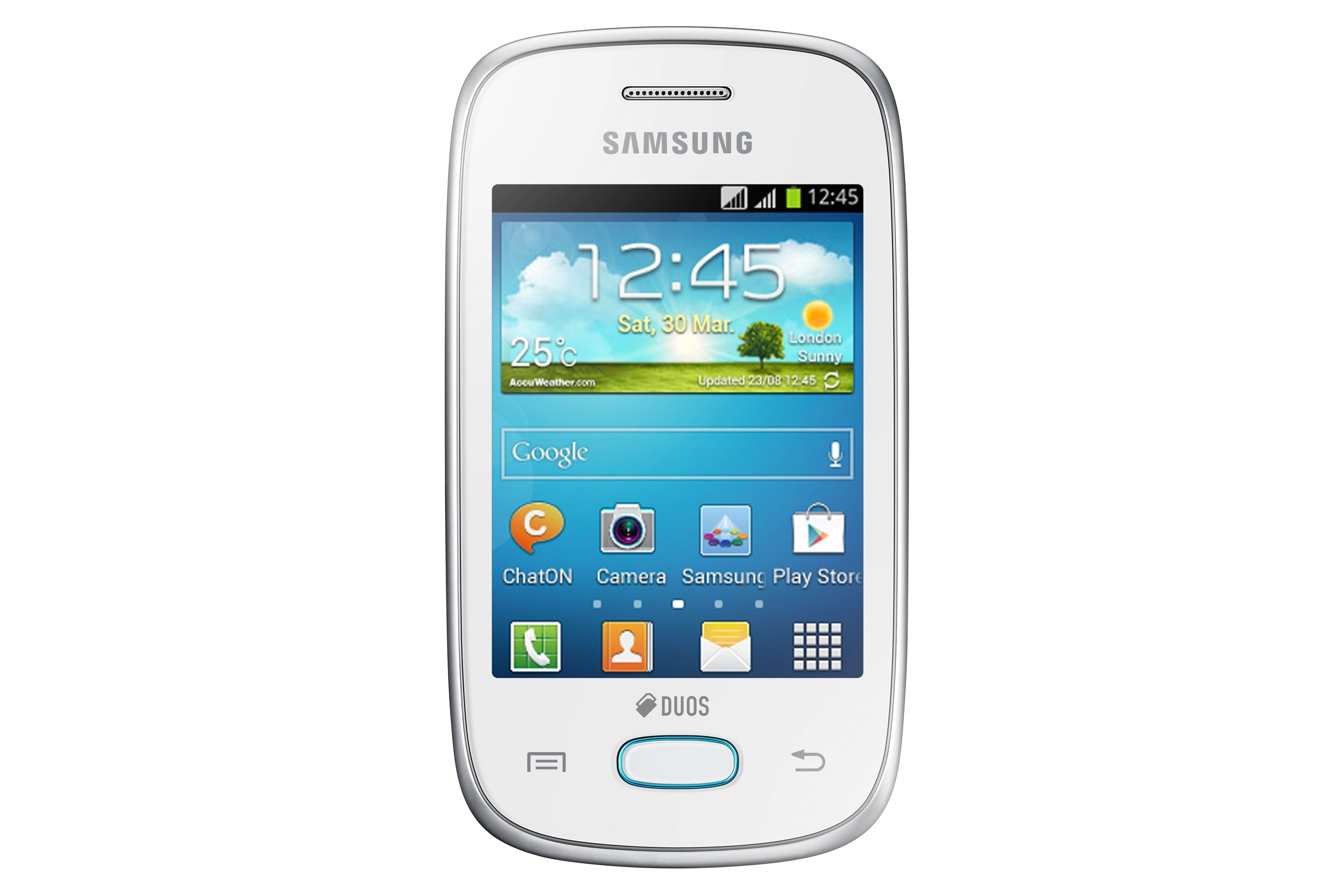 GT-S5310 Front White