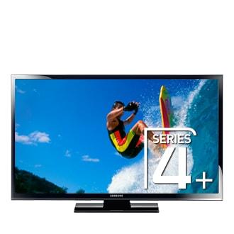 43 E450 Series 4 Plasma TV