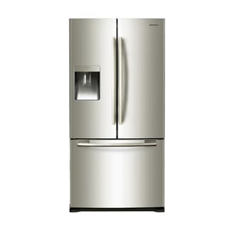 RF67DEPN French Door Refrigerator