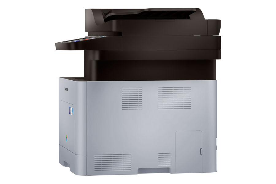 SL-C2680FX Colour Multifunction (26 ppm) C2680FX Side Natural Gray