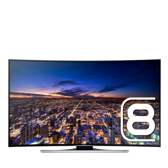 "UA55HU8700T 55"" HU8700 CURVED UHD TV"