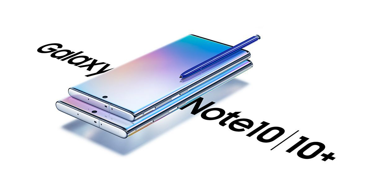 Galaxy Note 10 & Note 10+ | Samsung UK