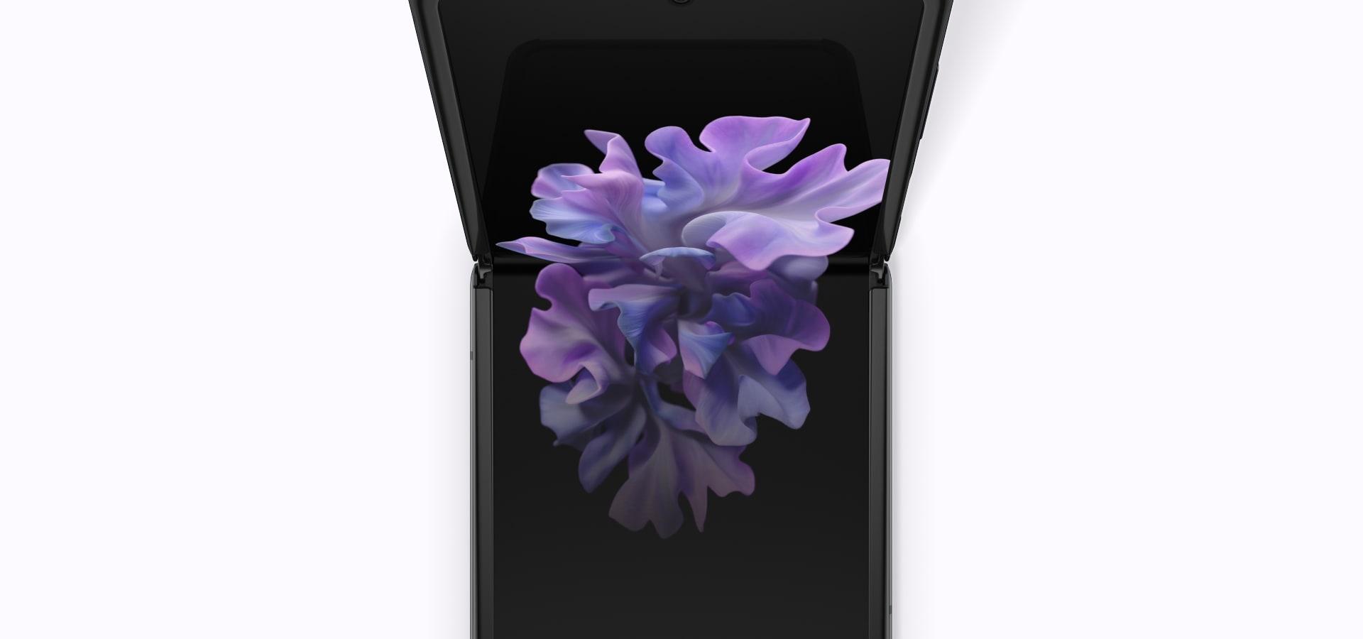 Samsung Galaxy Z Flip Smartphones Samsung Uk