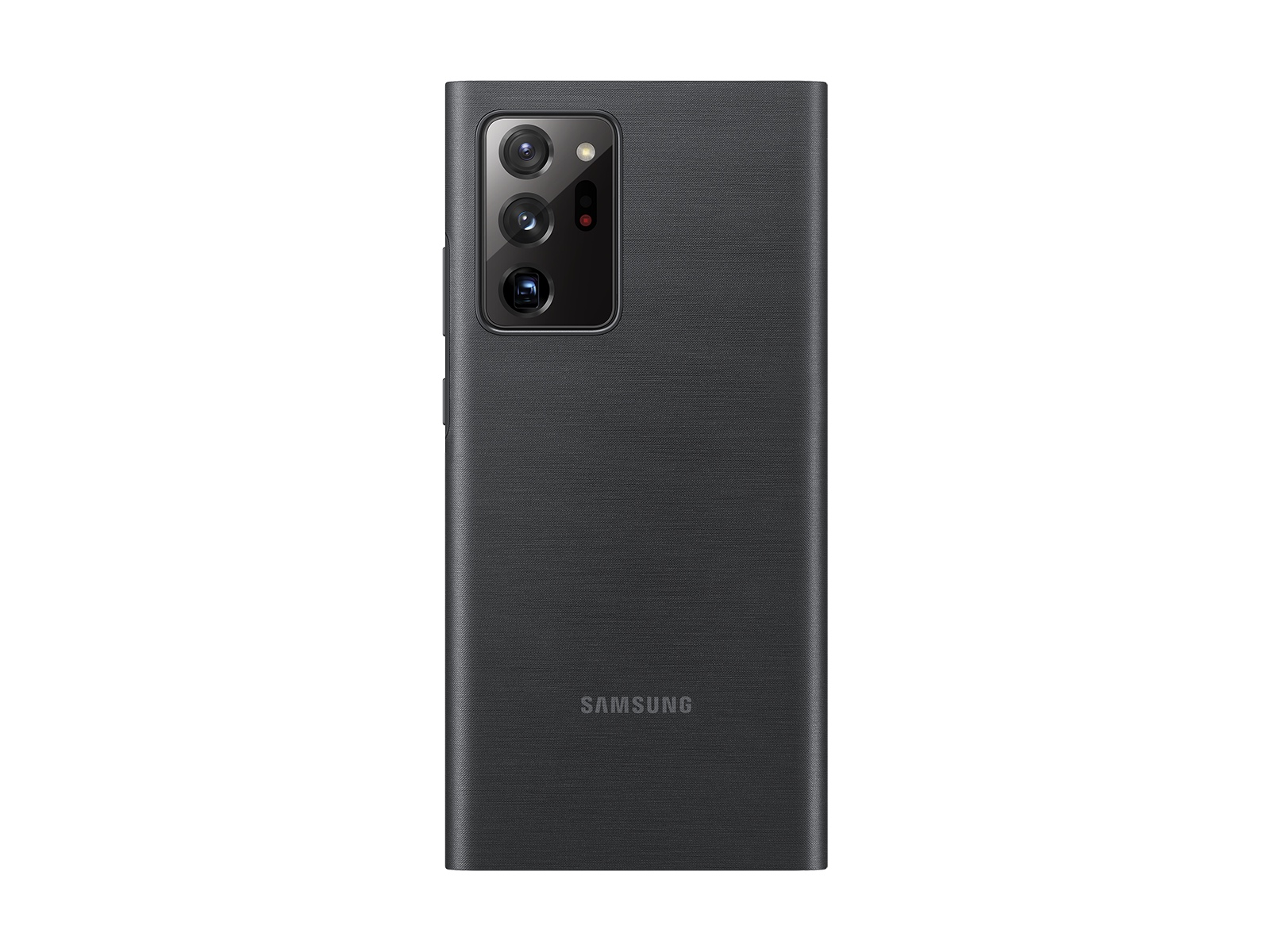 Thumbnail image of Galaxy Note20 Ultra 5G S-View Flip Cover, Black