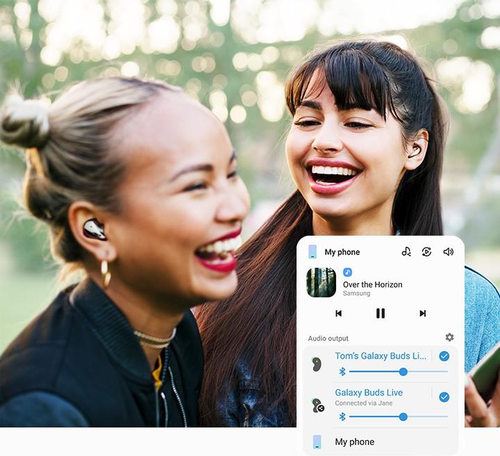 Samsung Galaxy Buds Live Wireless Earbuds Samsung Us