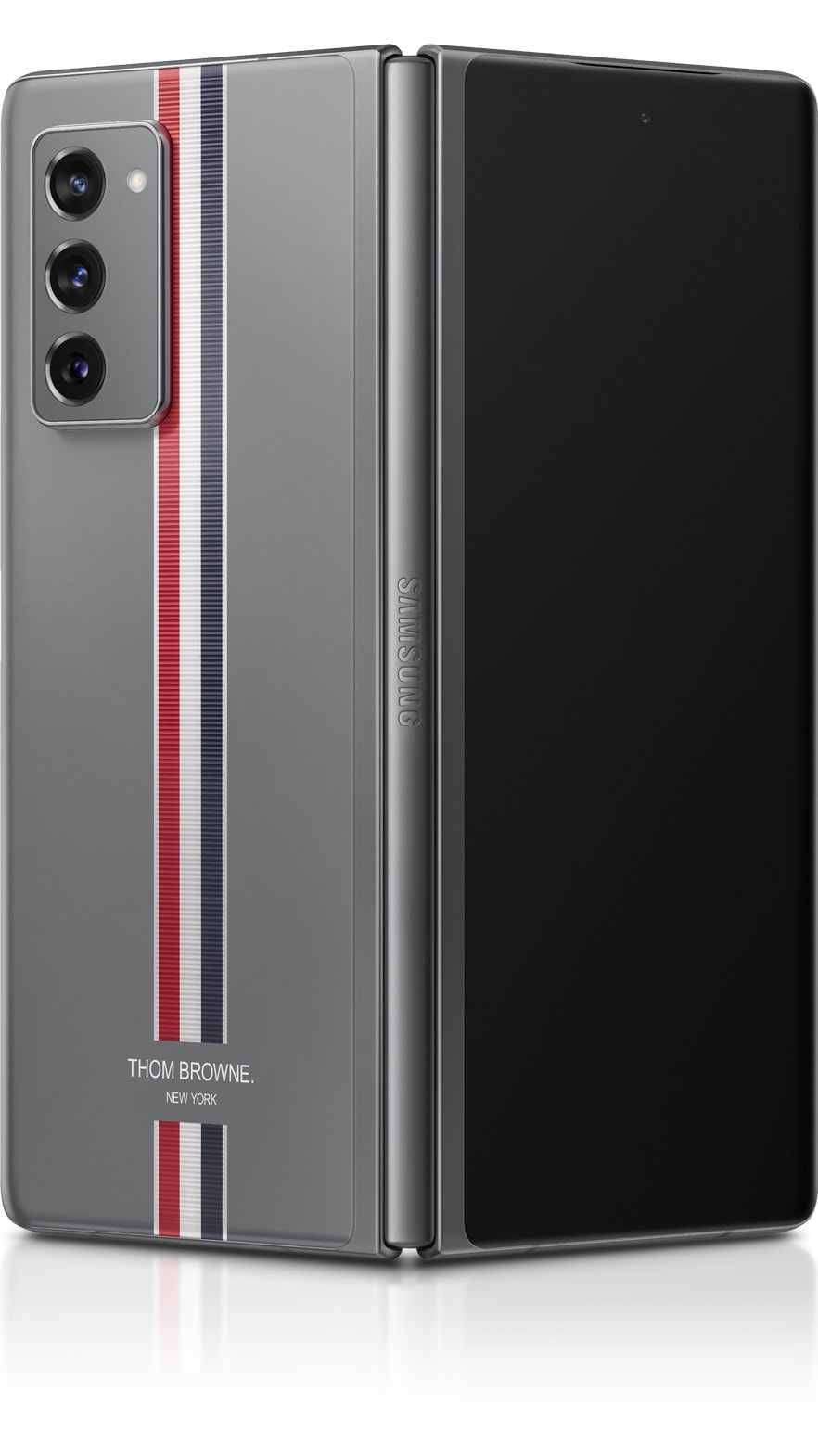 Galaxy Z Fold2 5g Thom Browne Edition Samsung Us